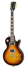 Gibson Slash LP November Burst w/cs