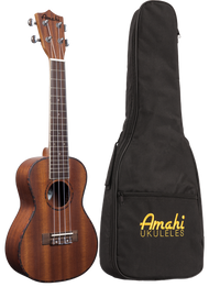 Amahi UK220B Baritone Mahogany w/bag