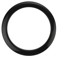 DRUM O'S HBL4 4 Inch Black Kick Drum Port