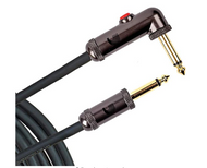 D'Addario PW-AGLRA-20 Circuit breaker guitar cable