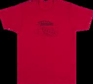 Fender Tele® Blueprint T-Shirt  2XL