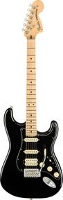 Fender American Performer Stratocaster® HSS, Maple Fingerboard, Black