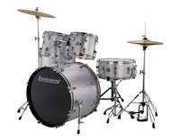 Ludwig Accent LC17519 5pc Silver