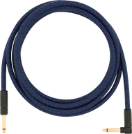 Fender 10' Angled Festival Instrument Cable