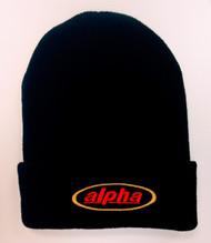 Alpha Logo Beanie