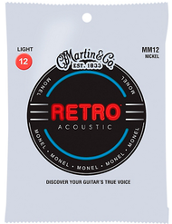 Martin MM12 Retro Monel Light
