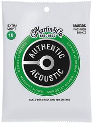 Martin MA530S Marquis Silked PB Extra Lightt 10