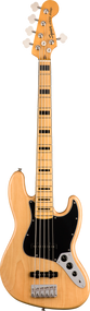 Fender Classic Vibe '70s Jazz Bass® V, Maple Fingerboard, Natural