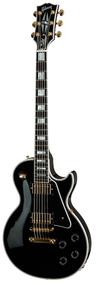 Gibson Custom Shop Les Paul Custom, Ebony