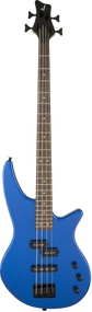 Jackson JS Series Spectra Bass JS2, Laurel Fingerboard, Metallic Blue