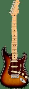 Fender  American Professional II Stratocaster®, Maple Fingerboard, 3-Color Sunburst