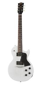 Gibson Les Paul Special Tribute Humbucker, Worn White Satin, w/bag