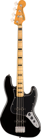Fender Classic Vibe '70s Jazz Bass®, Maple Fingerboard, Black