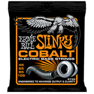 Ernie Ball 2733 Cobalt Hybrid Slinky 45-105 Electric Bass Strings