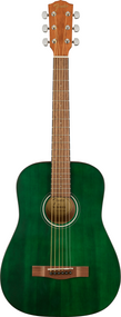 Fender FA-15 3/4-Scale, Green, w/bag