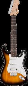 Fender Bullet® Stratocaster® HT HSS, Laurel Fingerboard, Brown Sunburst