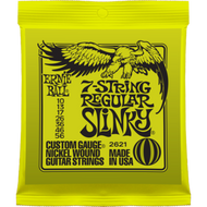Ernie Ball 2621 7-string Regular Slinky 10-56 Electric Guitar Strings
