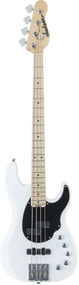 Jackson X Series Signature David Ellefson Concert™ Bass CBXM IV, Maple Fingerboard, Snow White