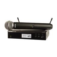 Shure BLX24R/SM58-H9 Handheld Wireless
