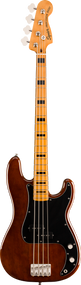 Fender Classic Vibe '70s Precision Bass®, Maple Fingerboard, Walnut