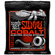 Ernie Ball 2715 Cobalt Slinky Skinny Top Heavy Bottom 10-52 Electric Guitar Strings
