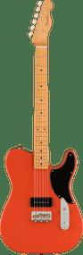 Fender Noventa Telecaster®, Maple Fingerboard, Fiesta Red