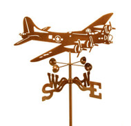 Airplane B17 Weathervane