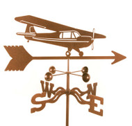 Airplane Hi Wing Weathervane