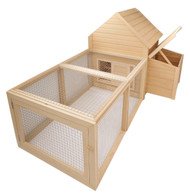 Bedford Urban Chicken Coop