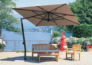 C09 Cantilever Patio Umbrella