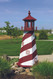 Cape Hatteras Red with White