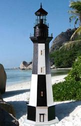 Cape Henry Stucco Lighthouse 5'