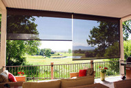 Elite Plus Interior/Exterior Sun Shade 10'W x 8'H