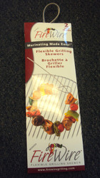 Fire Wire Felxible Grilling Skewers 2pk.