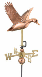 Flying Duck Garden Weathervane WV244-C