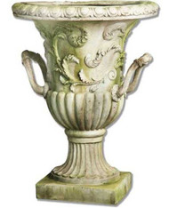 "Handle Entry Way Urn 30""H"