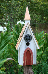Jubilee Birdhouse