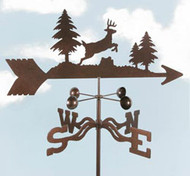 Jumping Deer Weathervane
