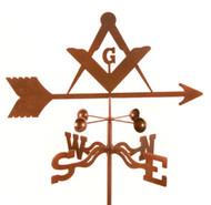 Masons Weathervane