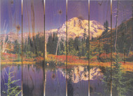 Mirror Lake Wall Art