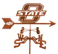 Oklahoma State Weathervane