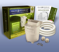 Rain Reserve Gutter Diverter Starter Kit (For Open Barrel Application)