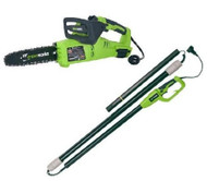 7A Electric Pole Chainsaw w/8' pole extension
