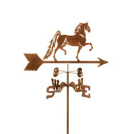Saddlebred Weathervane