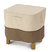 Veranda Medium Ottoman/Side Table Cover