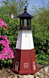 Vermilion Wood Lighthouse (6' High)