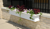 "Mayne Yorkshire 96"" Window Box"