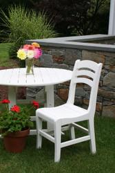 Charleston EnviroWood Side Chairs (set of 2)