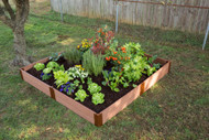 "1"" Series Frame It All Raised Garden Bed (8' x 8' x 11"")"