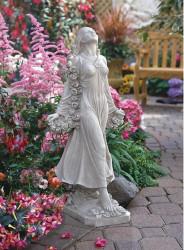 """Flora Goddess of Gardens Statue 30.5""""H"""